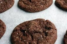 Čokoladni keksići s đumbirom