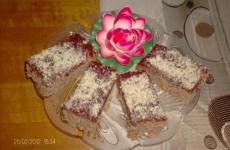 kolač sa marmeladom