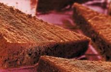 Mousse au chocolat pita