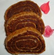 Čokoladna salama u oblatni