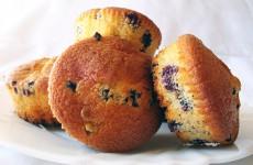 Muffini sa borovnicama