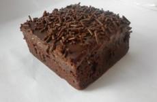 brzi čokoladni kolač